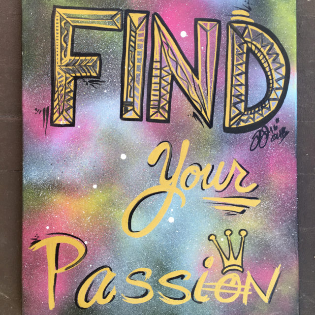 Find Your Passion (Starburst Galaxy)